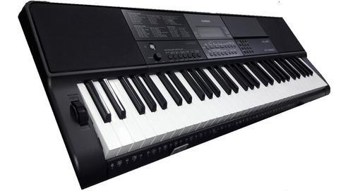 Organeta casio ct-x800 + base + adaptador - expomusic