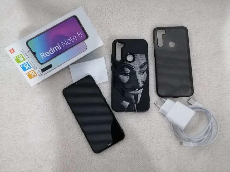 Se vende celular redmi note 8 nuevo
