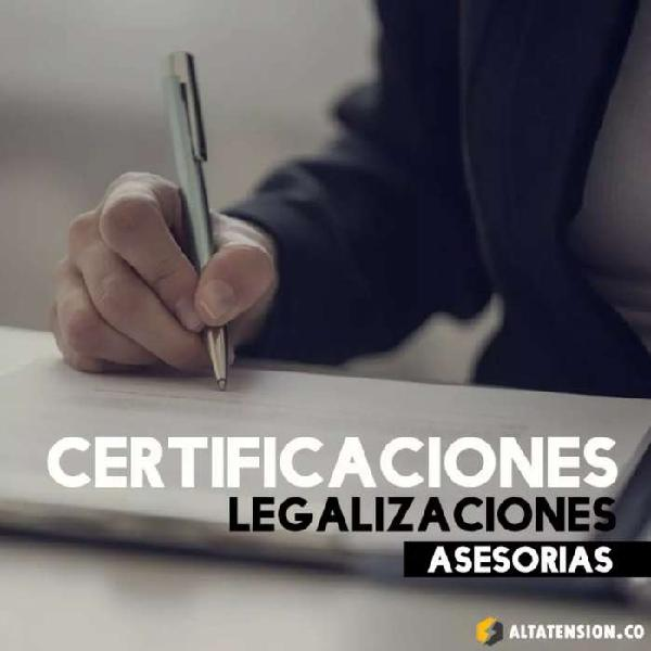 Servicio tecnico electrico certificado