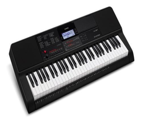 Teclado organeta casio ct-x 700 + base + adaptador expomusic