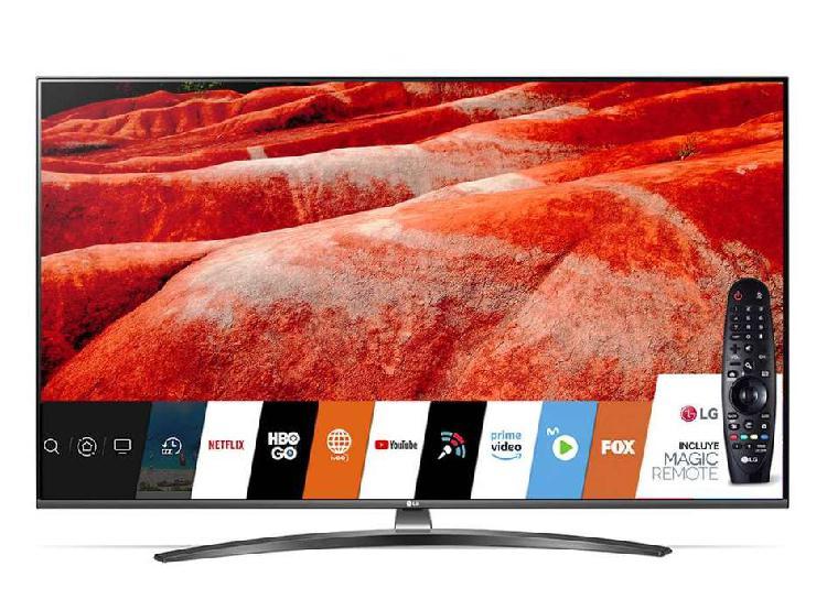 "Televisor 65"" lg 65um7650 4k smart tv bluetooth hdr ips"