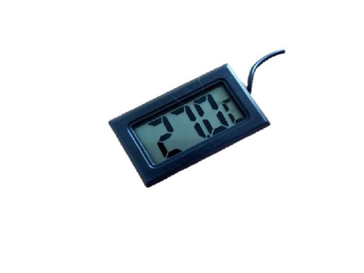 Termómetro digital con sondas de sensor