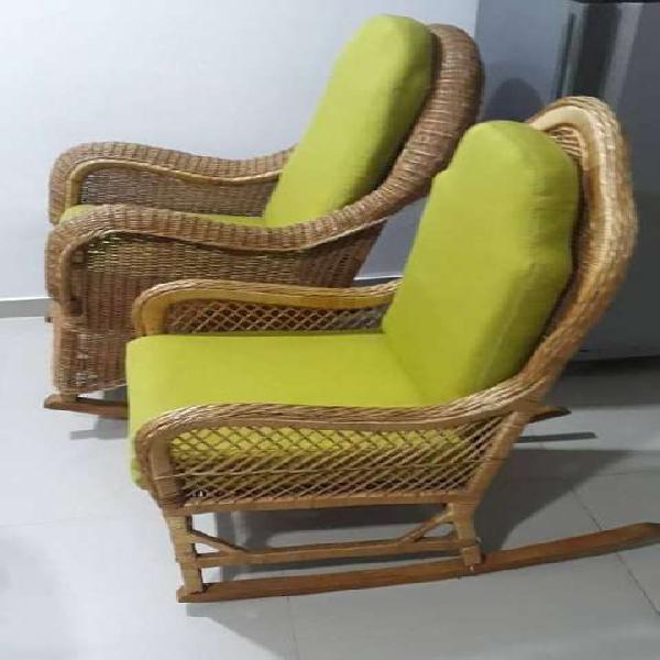 Venta sillas momposinas en mimbre