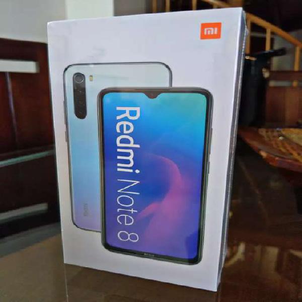 Xiaomi redmi note 8 negro