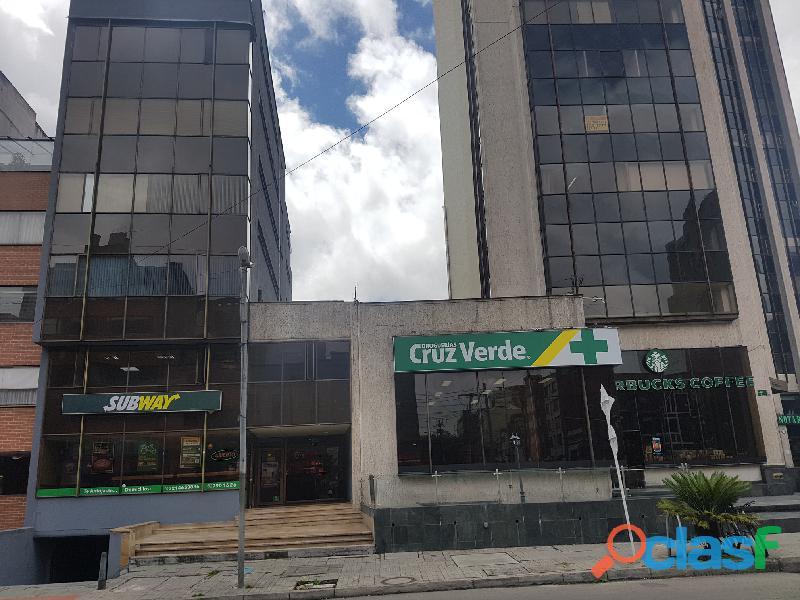 Oficina Chapinero 320 metros cuadrados