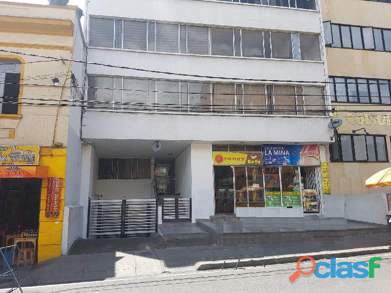 Oficina Chapinero 60 metros cuadrados