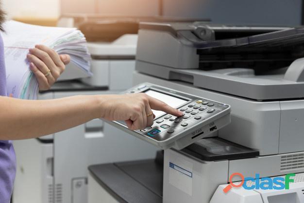 fotocopias, impresiones y escaner