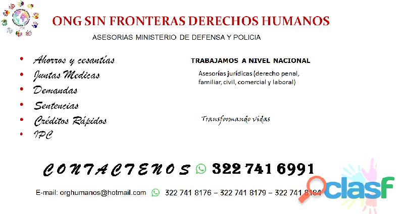 JUNTAS MEDICAS POLICIA Y EJERCITO