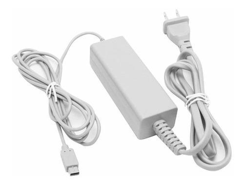 Ac adaptador de corriente cargador para nintendo wii u...