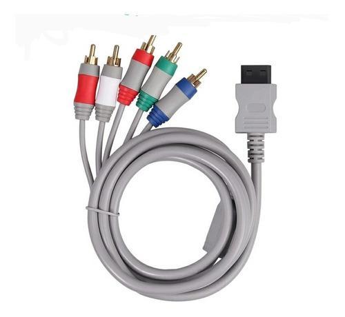 Cable componente de video nintendo wii wii u alta
