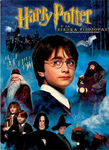 Saga harry potter películas completas ultra hd 4k 2160p