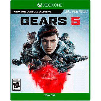 Gears 5 Xbox One Fisico