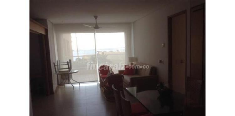 Apartamento en venta santa marta pozos colorados irotama