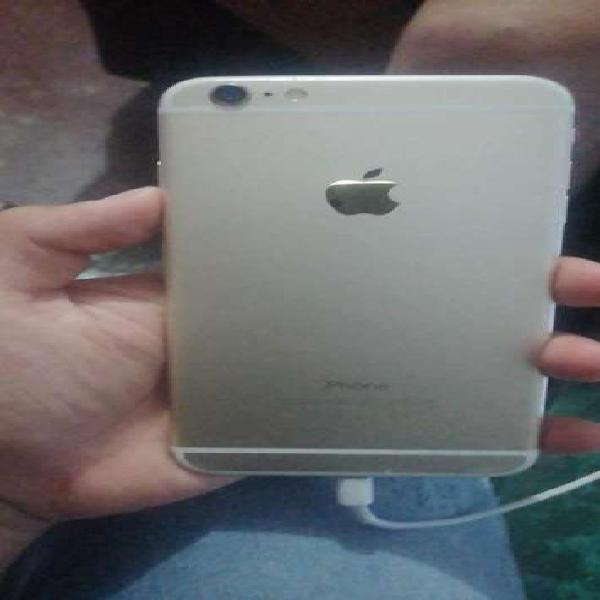 Iphone 6 plus caja y cargador