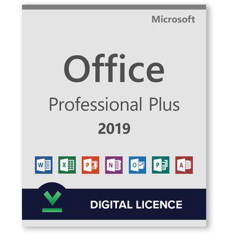 Office professional plus 2019 digital