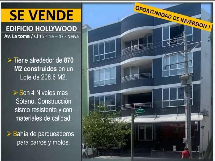 Se vende el edificio (hollywood)..