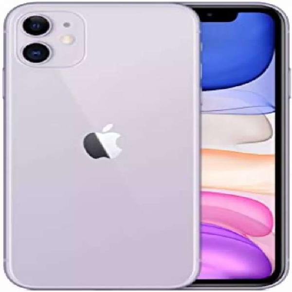Vencambio iphone 11 64gb lila, nuevo caja sellada garantia