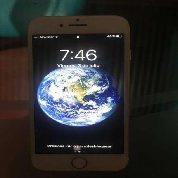 Vendo iphone 7 en 400