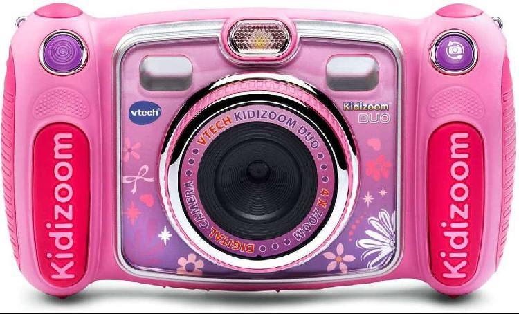Vtech kidizoom duo pink cámara selfie niña entrega