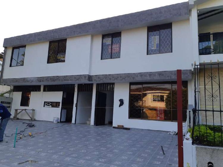 Apartamento para alquiler en la flora 10139 _ wasi2626402