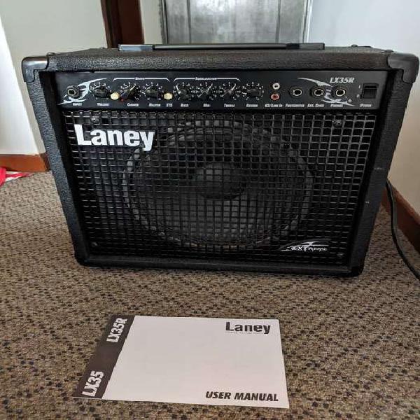 Amplificador laney lx35r