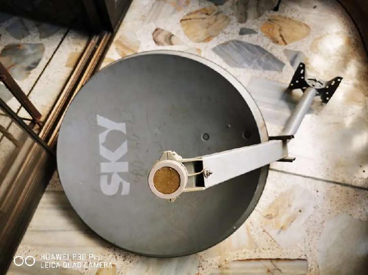 Antena tv satelital direct tv