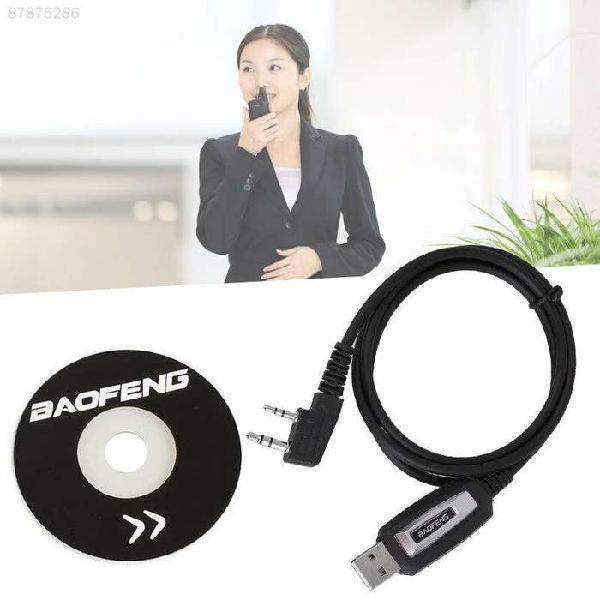 Cable programacion 511 f radio baofeng, kenwood, motorola