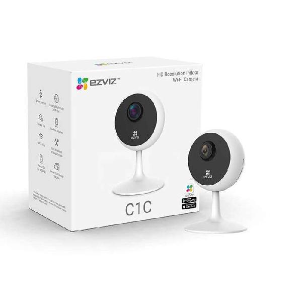 Camara hikvision ezviz ip wifi 1 mp 720 hd audio y microfono