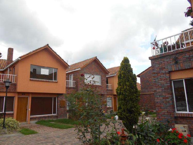 Casa en venta en chia conjunto portobelo casa 25