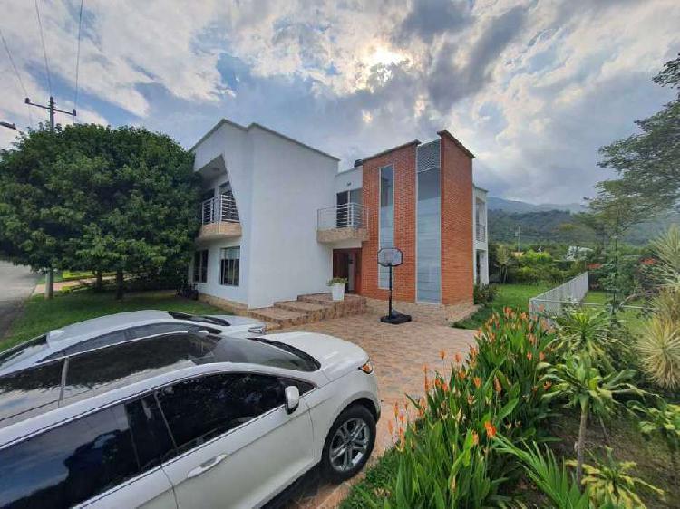 Casa campestre portales de verde horizonte, jamundi _ 10303