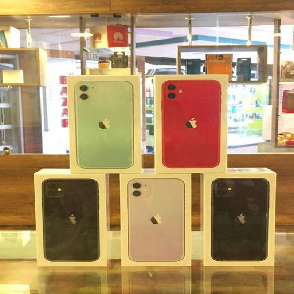 Iphone 11 64 gb y 128 gb todos los colores