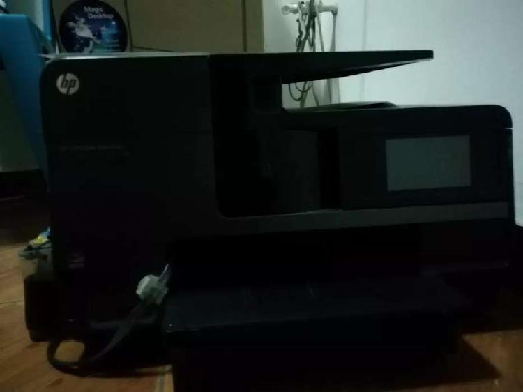Impresora hp 8620 sistema continuo