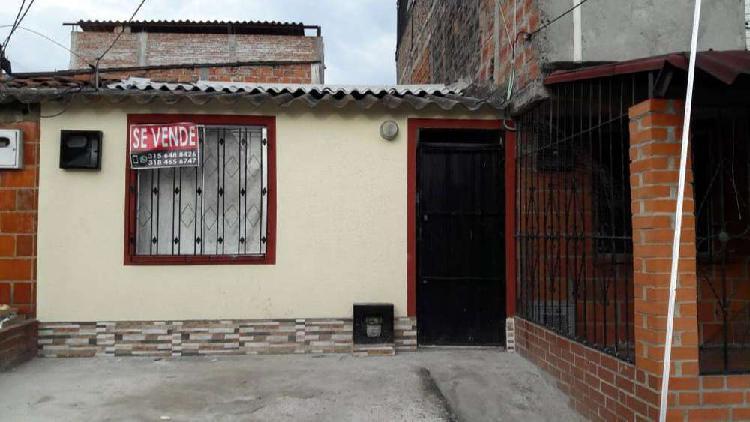 Se vende casa 1 nivel en palmira b/ llanogrande codigo 604