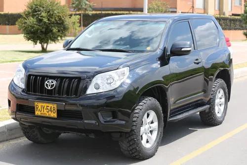 Toyota prado sumo 3 puertas 2.700 cc gasolina