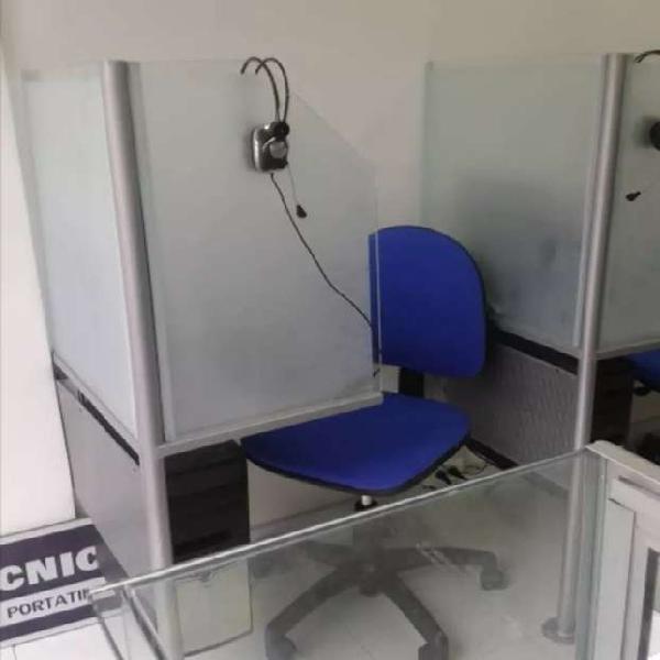 Cabinas para computador