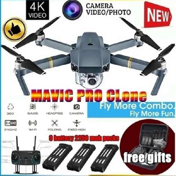 Drone con cámara de vídeo