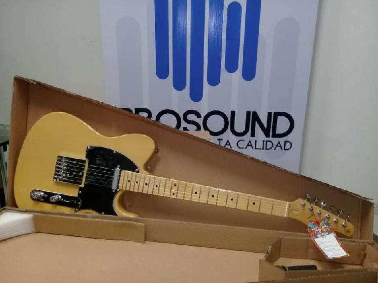 Guitarra electrica tagima tw55 bs c bk