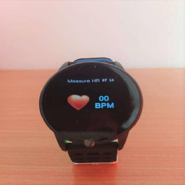 Reloj inteligente smartwatch b2 - negro
