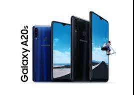 Samsung a20s nuevo
