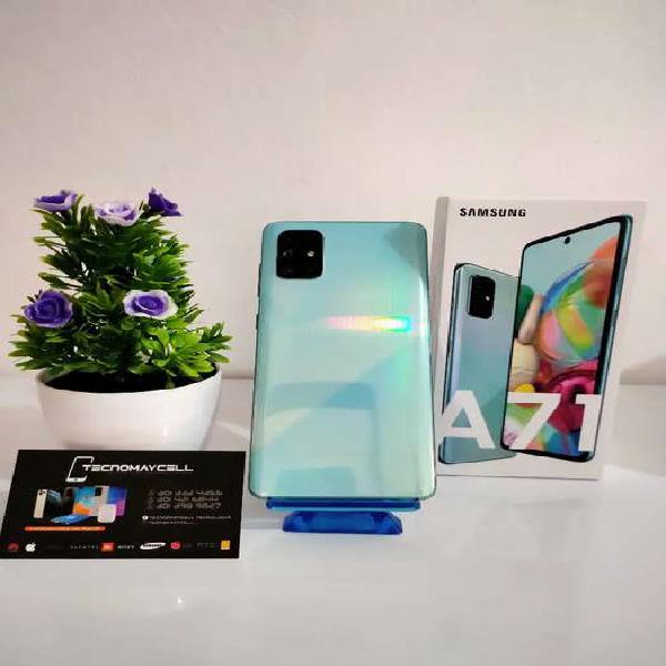 Samsung a71 nuevo al mejor precio
