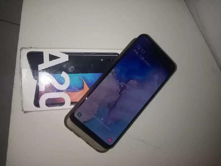 Samsung galaxi a20