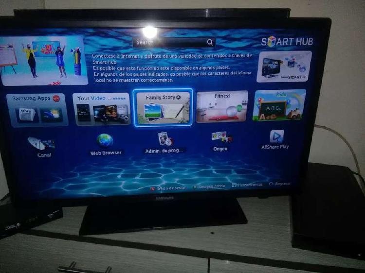 Vendo tv samzung smart de alta definición 32pulgadas