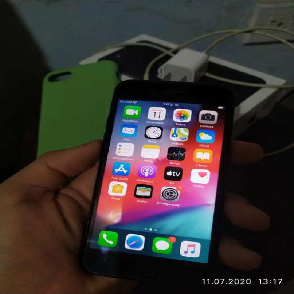 Iphone 7 negro de 32gb en perfecto estado