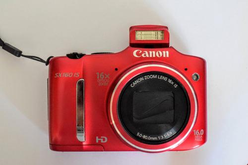 Camara digital canon powershot sx160 is