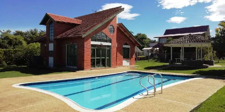 Casa campestre piscina privada - uso familiar