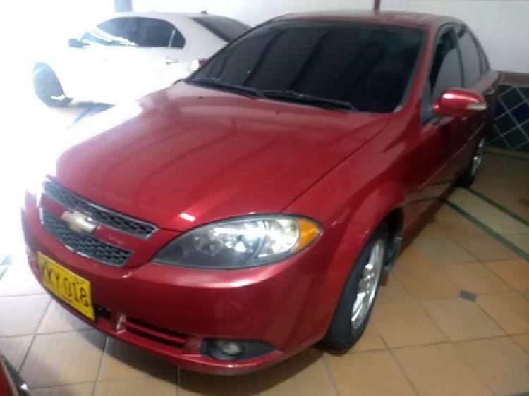 Chevrolet optra advance mecanico modelo 2011