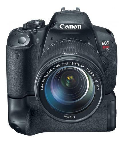 600D foto apretón de la batería: Canon tipo BG-E8 para Canon EOS 550D Dot 700D 650D