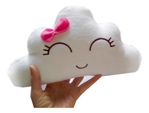 Cojin 6 u estrella luna nube amor baby shower lluvia de amor