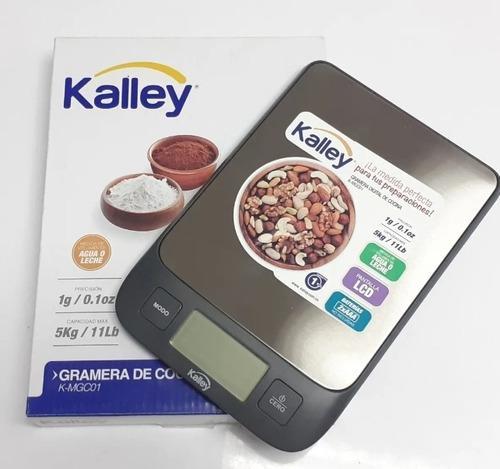 Gramera de cocina kalley k-mgc01
