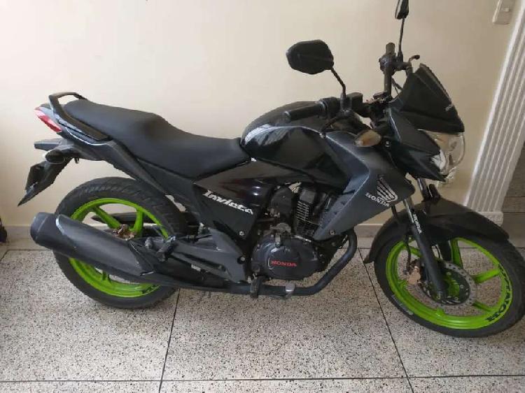 Moto, como nueva
